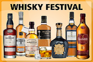 Whiskey festival på Bordershop